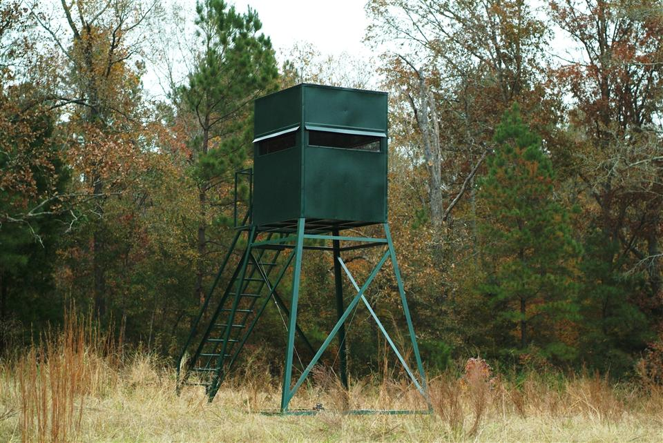steel deer hunting blinds shooting houses